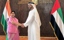 India and the UAE signs currency swap agreement to boost trade and investment ties