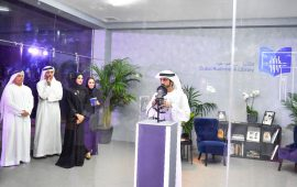 Sheikh Hamdan inaugurates the largest Arabic audio library in the world; Dubai Audio Library