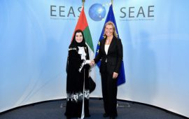 Mogherini: UAE is Strong Ally of European Union