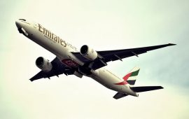 Avail the year's first discounts on Emirates