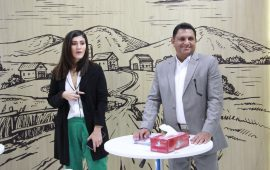 Al Ain Farms' Camel Milk Powder proves to be star attraction at Gulffood