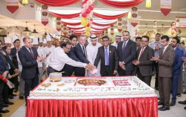 LULU launches food carnival with nationwide cooking competition