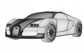 Bugatti unveils its most expensive offering in Dubai