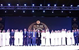 AURAK Celebrates 10 Years of Excellence