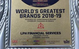 LPH Financial Services wins accolades