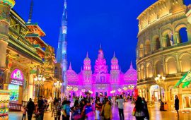 Sale of VIP packages at Dubai's Global Village